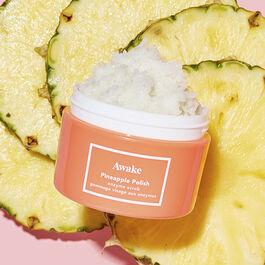 pineapple polish enzyme scrub