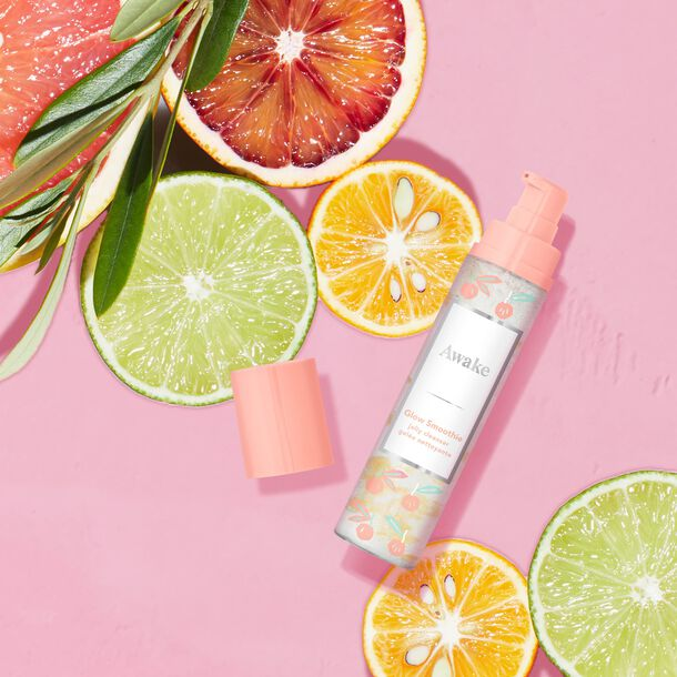 travel-size Glow Smoothie Jelly Cleanser