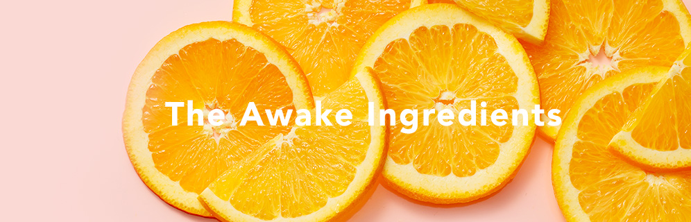 Awake Ingredients
